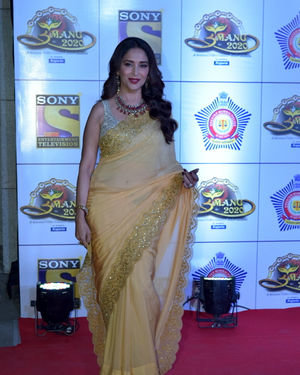 Madhuri Dixit - Photos: Celebs At Umang Police Festival At Jio World Centre
