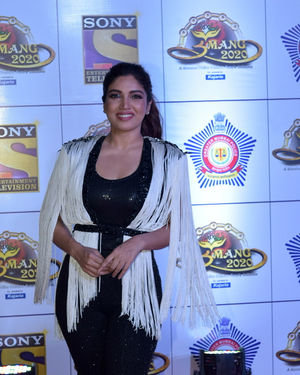 Bhumi Pednekar - Photos: Celebs At Umang Police Festival At Jio World Centre | Picture 1716247