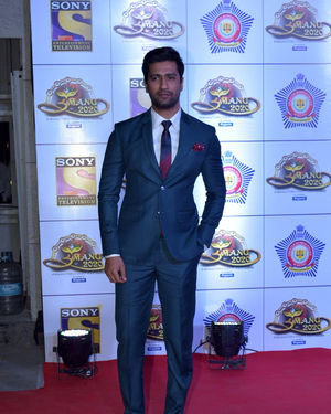 Vicky Kaushal - Photos: Celebs At Umang Police Festival At Jio World Centre   Picture 1716129