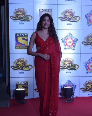 Janhvi Kapoor - Photos: Celebs At Umang Police Festival At Jio World Centre | Picture 1716093