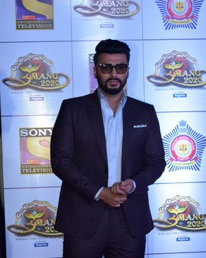 Arjun Kapoor - Photos: Celebs At Umang Police Festival At Jio World Centre   Picture 1716151
