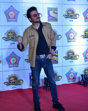Anil Kapoor - Photos: Celebs At Umang Police Festival At Jio World Centre | Picture 1716239
