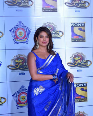 Priyanka Chopra - Photos: Celebs At Umang Police Festival At Jio World Centre