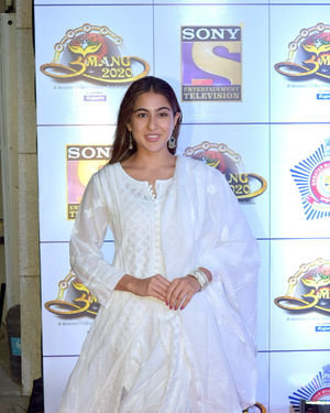Sara Ali Khan - Photos: Celebs At Umang Police Festival At Jio World Centre