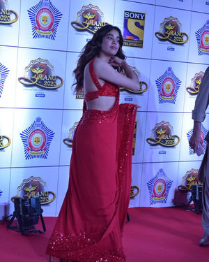 Janhvi Kapoor - Photos: Celebs At Umang Police Festival At Jio World Centre | Picture 1716097