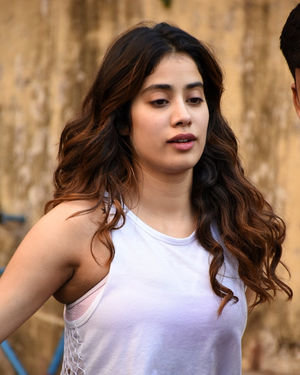 Photos: Janhvi Kapoor Spotted At Pilatis Gym   Picture 1716063