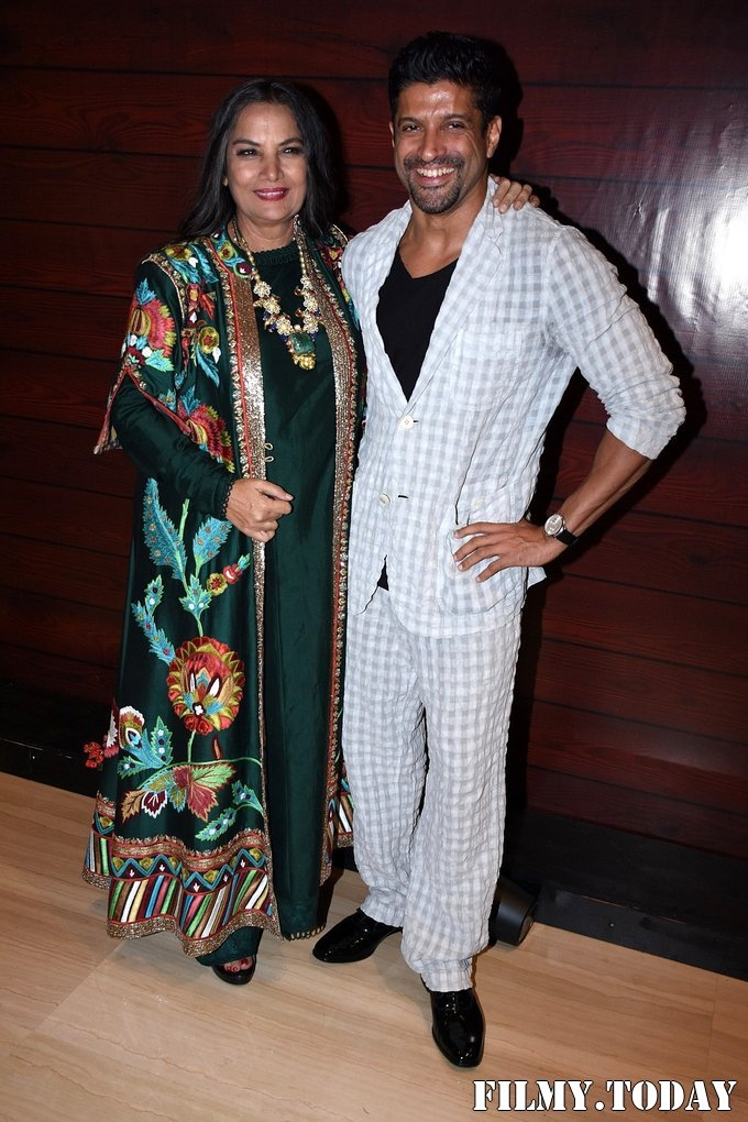Photos: Javed Akhtar Birthday Party At Taj Lands End   Picture 1716057