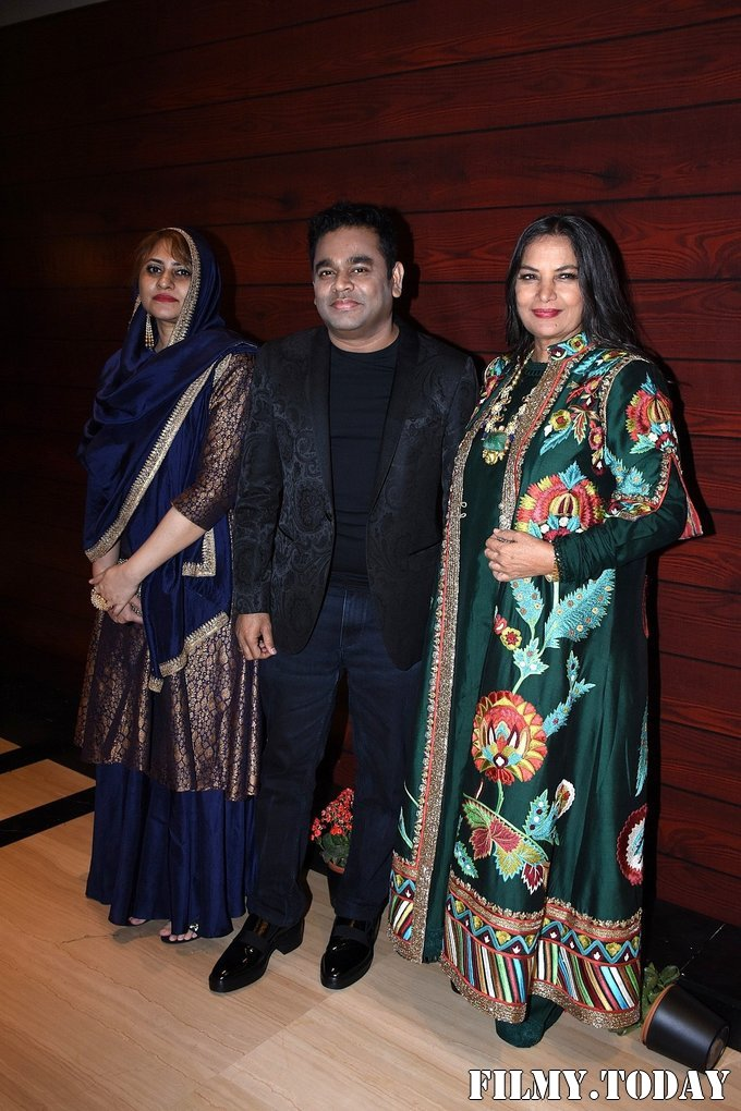 Photos: Javed Akhtar Birthday Party At Taj Lands End | Picture 1716050