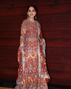 Madhuri Dixit - Photos: Javed Akhtar Birthday Party At Taj Lands End | Picture 1716012