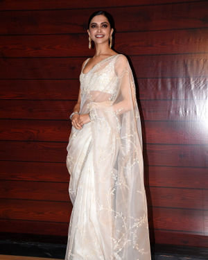 Deepika Padukone - Photos: Javed Akhtar Birthday Party At Taj Lands End | Picture 1716046