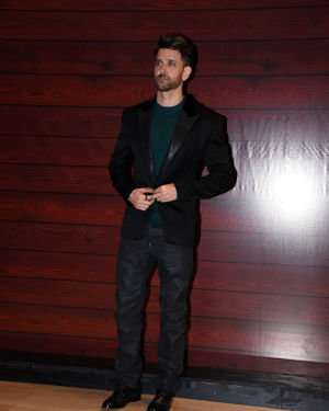 Hrithik Roshan - Photos: Javed Akhtar Birthday Party At Taj Lands End | Picture 1716024