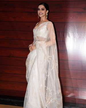 Deepika Padukone - Photos: Javed Akhtar Birthday Party At Taj Lands End | Picture 1716044