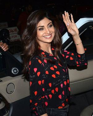 Shilpa Shetty - Photos: Celebs Spotted At Andheri