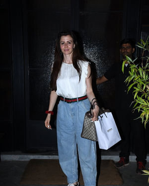 Giorgia Andriani - Photos: Celebs Spotted At Bandra | Picture 1716517
