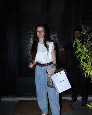 Giorgia Andriani - Photos: Celebs Spotted At Bandra | Picture 1716516