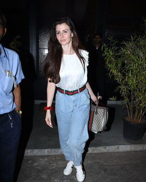 Giorgia Andriani - Photos: Celebs Spotted At Bandra