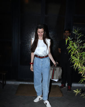 Giorgia Andriani - Photos: Celebs Spotted At Bandra | Picture 1716518