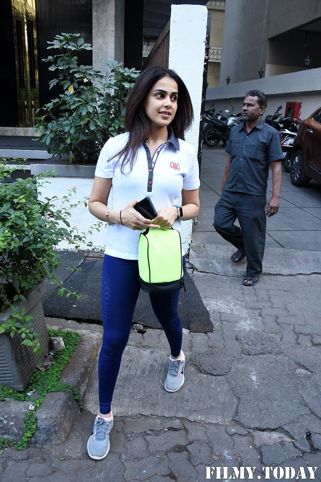 Genelia D Souza - Photos: Celebs Spotted At Gym In Bandra   Picture 1716527