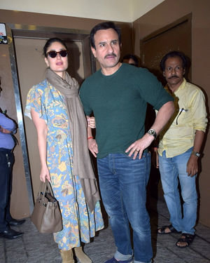Photos: Celebs Spotted At Pvr Juhu