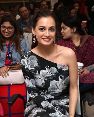 Photos: Dia Mirza At The Unveiling Of Masaba Gupta Latest Collection #iwillwearourplstic | Picture 1716601
