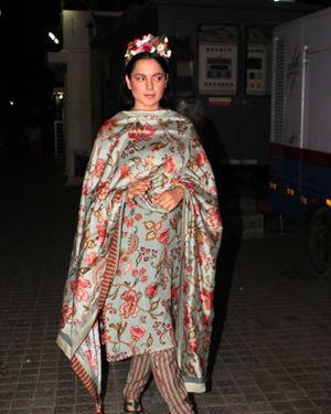 Kangana Ranaut - Photos: Press Conference Of Panga | Picture 1716589