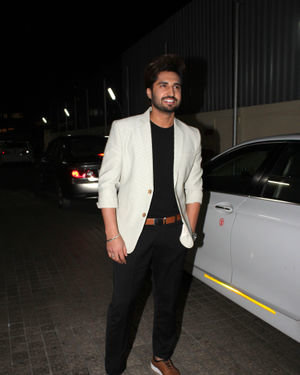 Jassie Gill - Photos: Press Conference Of Panga