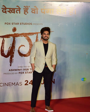 Jassie Gill - Photos: Press Conference Of Panga | Picture 1716570