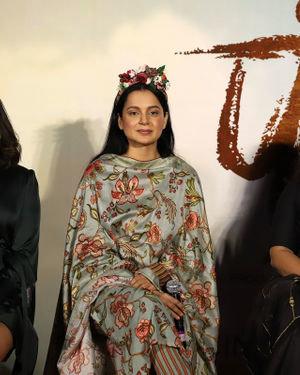 Kangana Ranaut - Photos: Press Conference Of Panga | Picture 1716535