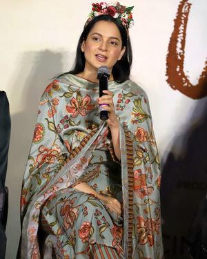 Kangana Ranaut - Photos: Press Conference Of Panga | Picture 1716536