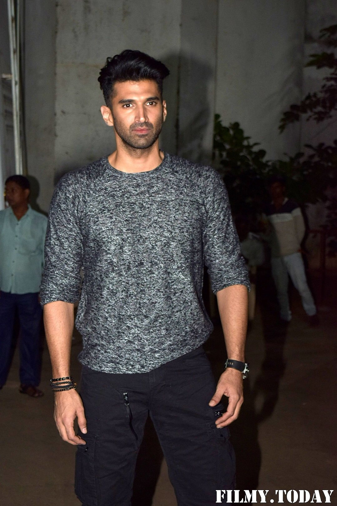 Picture 1716452 Aditya Roy Kapur Photos Promotion Of Film Malang On The Sets Of Indian Idol