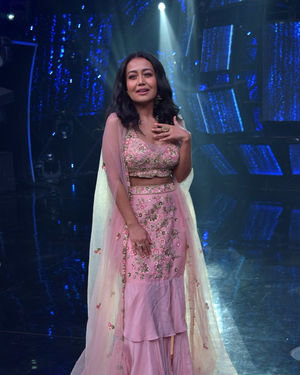 Neha Kakkar - Photos: Promotion Of Film Malang On The Sets Of Indian Idol | Picture 1716472