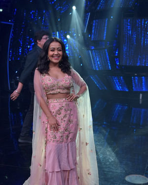 Neha Kakkar - Photos: Promotion Of Film Malang On The Sets Of Indian Idol | Picture 1716471