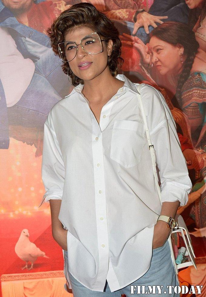 Tahira Kashyap - Photos: Trailer Success Party Of Film Shubh Mangal Zyada Saavdhan At Hard Rock Cafe | Picture 1716502