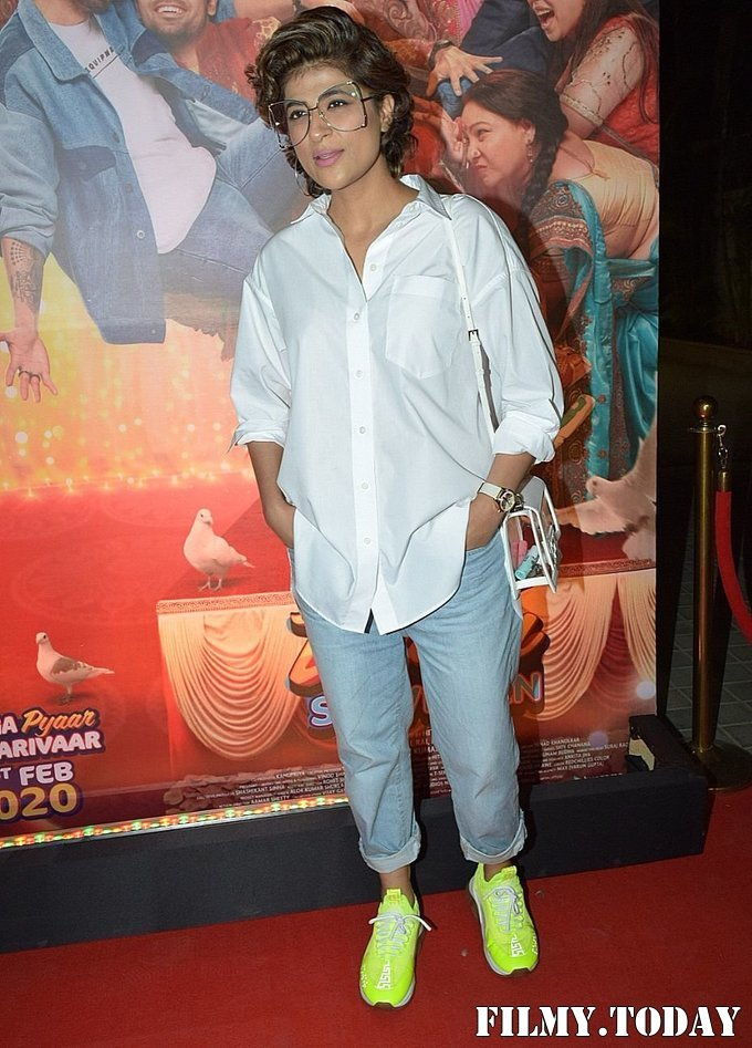 Tahira Kashyap - Photos: Trailer Success Party Of Film Shubh Mangal Zyada Saavdhan At Hard Rock Cafe | Picture 1716500