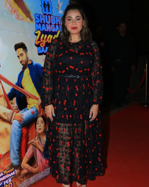 Photos: Trailer Success Party Of Film Shubh Mangal Zyada Saavdhan At Hard Rock Cafe | Picture 1716506