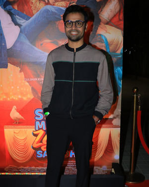 Jitendra Kumar - Photos: Trailer Success Party Of Film Shubh Mangal Zyada Saavdhan At Hard Rock Cafe