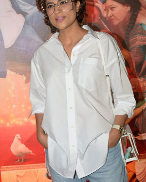 Tahira Kashyap - Photos: Trailer Success Party Of Film Shubh Mangal Zyada Saavdhan At Hard Rock Cafe