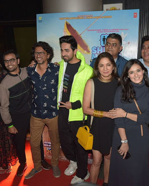 Photos: Trailer Success Party Of Film Shubh Mangal Zyada Saavdhan At Hard Rock Cafe