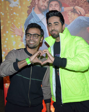 Photos: Trailer Success Party Of Film Shubh Mangal Zyada Saavdhan At Hard Rock Cafe | Picture 1716499