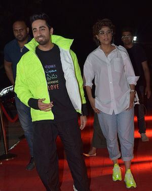 Photos: Trailer Success Party Of Film Shubh Mangal Zyada Saavdhan At Hard Rock Cafe   Picture 1716492