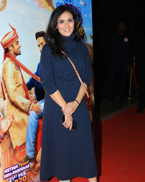 Pankhuri Awasthy - Photos: Trailer Success Party Of Film Shubh Mangal Zyada Saavdhan At Hard Rock Cafe | Picture 1716504