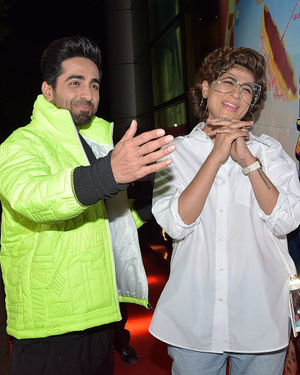 Photos: Trailer Success Party Of Film Shubh Mangal Zyada Saavdhan At Hard Rock Cafe | Picture 1716494