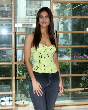 Photos: Vaani Kapoor At Yasmin Karachiwala Pilates Festival Of India