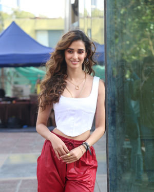 Disha Patani - Photos: Promotion Of Film Malang At Luv Films Office