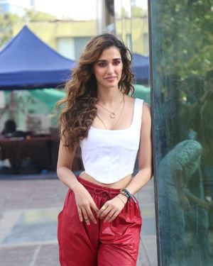 Disha Patani - Photos: Promotion Of Film Malang At Luv Films Office | Picture 1716781