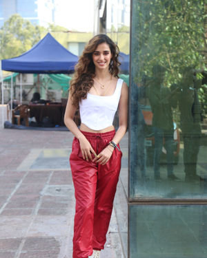 Disha Patani - Photos: Promotion Of Film Malang At Luv Films Office | Picture 1716793