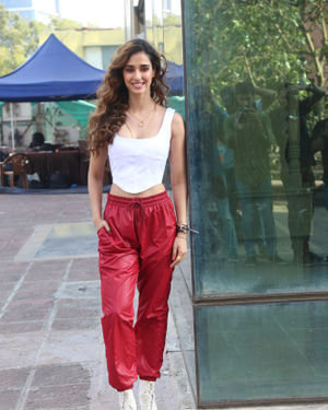 Disha Patani - Photos: Promotion Of Film Malang At Luv Films Office | Picture 1716786