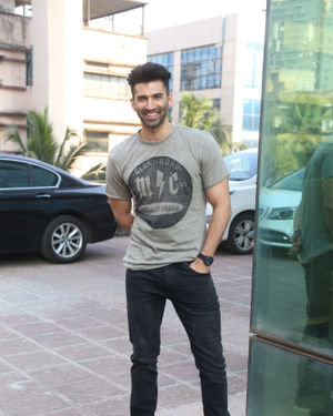 Aditya Roy Kapur - Photos: Promotion Of Film Malang At Luv Films Office | Picture 1716796