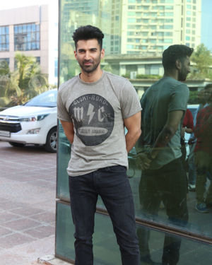 Aditya Roy Kapur - Photos: Promotion Of Film Malang At Luv Films Office | Picture 1716788