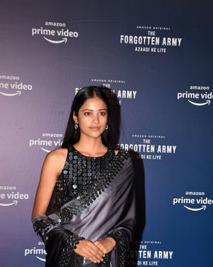 T J Bhanu - Photos: Screening Of The Forgotten Army At Pvr Icon | Picture 1716753